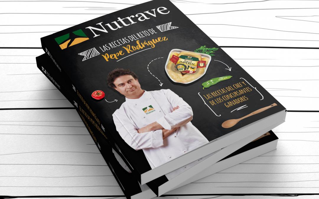 Libro de recetas de Nutrave con Pepe Rodríguez