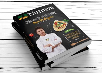 Portada libro de recetas de Pepe Rodríguez - Nutrave